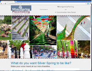 Silver Spring Placemaking Thumbnail